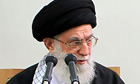 Ayatollah Ali Khamenei said Obama's comments were an 'exit from delusion'.