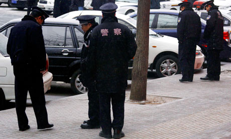 China has unveiled legislation enshrining police powers to hold people at unknown locations