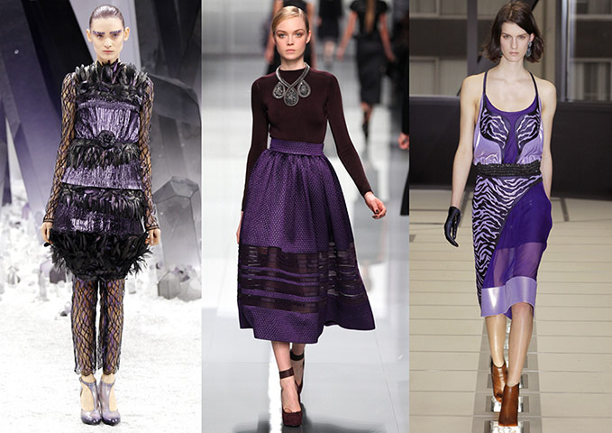 Paris top 10: Purple