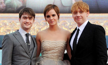 Harry Potter stars make their bids for grown-up glory