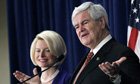 Newt Gingrich, Callista Gingrich in Mississippi