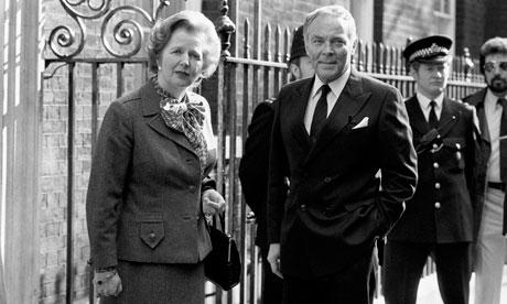 Thatcher and Haig