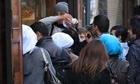 Damascus on edge as Syria's strife encroaches on capital