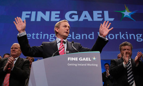 Enda Kenny