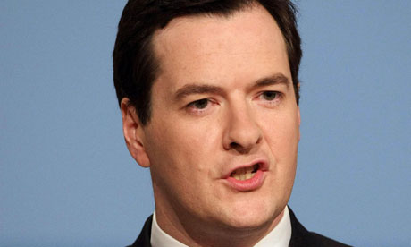 Double-dip recession a terrible blow for George Osborne