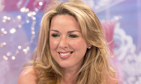 Claire Sweeney always determined to go into showbusiness career