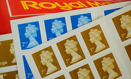 royal mail ration stamps