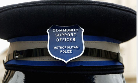 communuty support officer hat