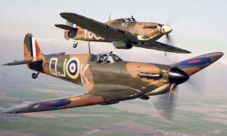 British Spitfires