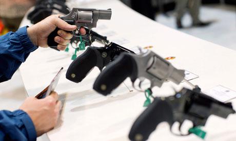 NRA gun control
