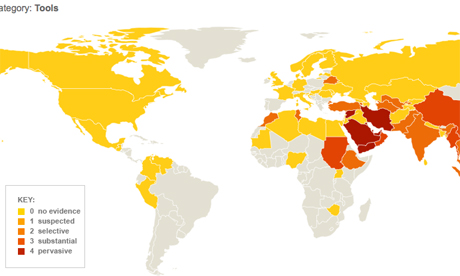 Internet Censorship How Does Each Country Compare