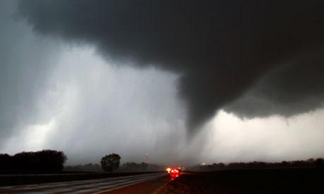 Five dead in Oklahoma as tornado warnings fail