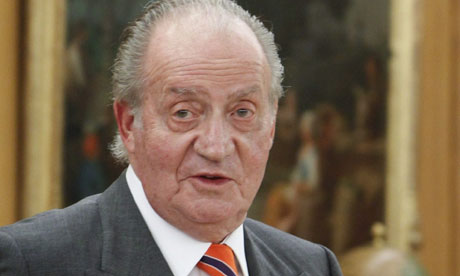 Spain's King Juan Carlos under fire over elephant hunting trip | World news | The Guardian - King-Juan-Carlos-I-008