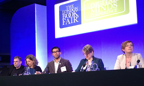 London Book Fair kids panel