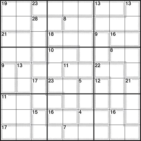 Killer Sudoku 290