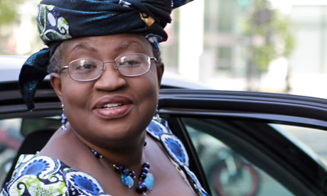 Ngozi Okonjo-Iweala world bank