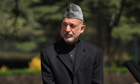 President Hamid Karzai praised Afghan security forces for their swift response to the Kabul attacks