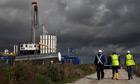 Cuadrilla Shale Fracking Plant