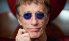 Robin Gibb poses for a portrait session in Belgium, 2011