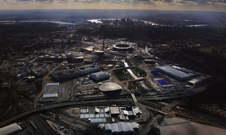 The asbo bans Simon Moore from approaching any Olympic venue, including the main park in east London
