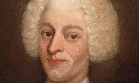 Portrait of the castrato Farinelli