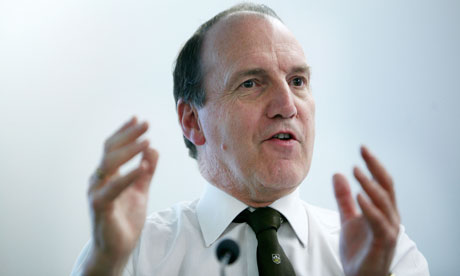 Lib Dem MP Simon Hughes told young people he was ready to push the government for student funding