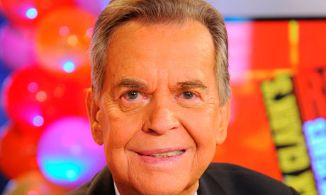 Dick Clark in December 2010
