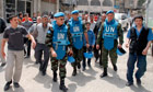 UN observers in Syria to monitor ceasefire