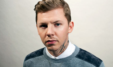 Professor Green - At Your Inconvenience