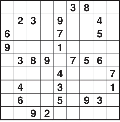 It is a graphic of Inventive Printable Sudoku 2 Per Page