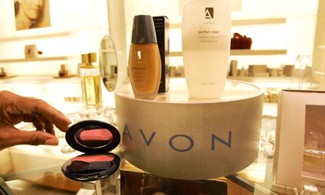 avon coty makeup
