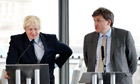 Boris Johnson and Kit Malthouse
