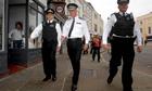 Met police commissioner Bernard Hogan-Howe 26/9/11