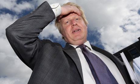 Boris Johnson Launches His Re-election Campaign