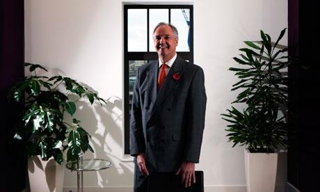 Paul Polman, chief exec of Unilever