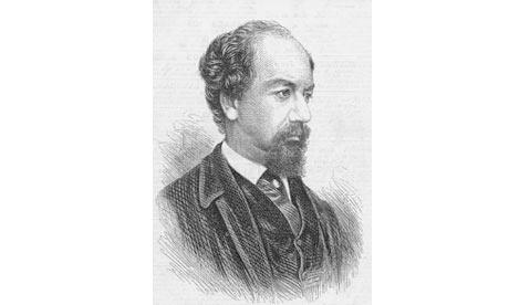 Watts Phillips English dramatist circa 1850