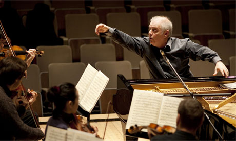 Breakneck Beethoven with Daniel Barenboim