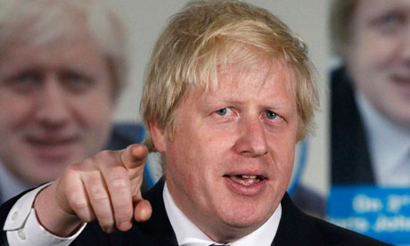 Boris Johnson faces legal action over banned anti-gay bus adverts