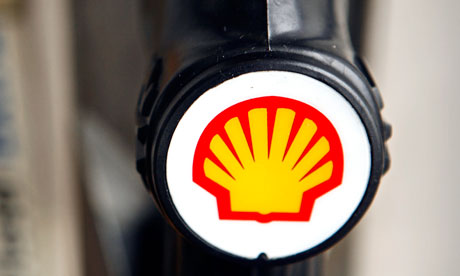 Shell bid cove energy