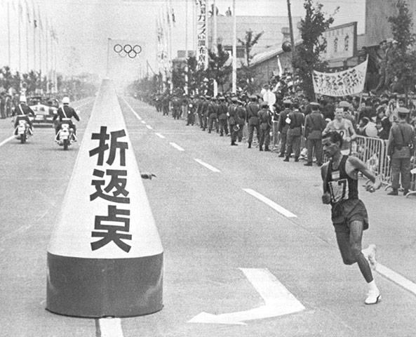 50 moments: Abebe Bikila at the 1964 Tokyo Olympics