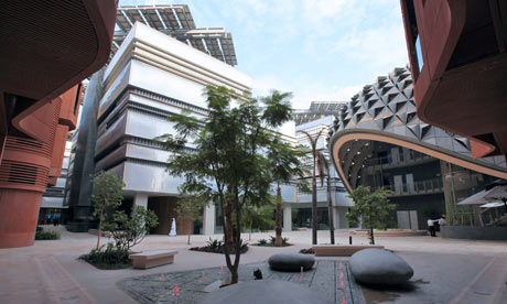 Masdar Institute at Masdar City