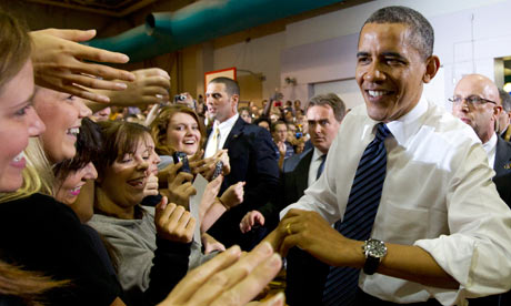 Obama plans back-to-back rallies to kick off campaign – the day in politics