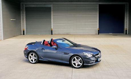 on the road mercedes benz slk 250 cdi sport edition 125. Black Bedroom Furniture Sets. Home Design Ideas