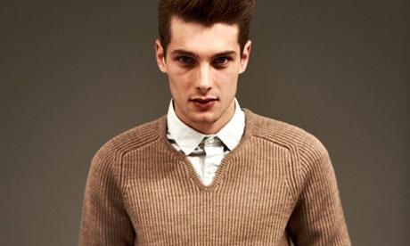 Jigsaw keyhole sweater