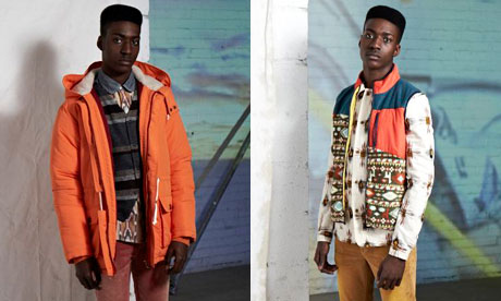 ASOS Autumn/Winter 2012 key trends