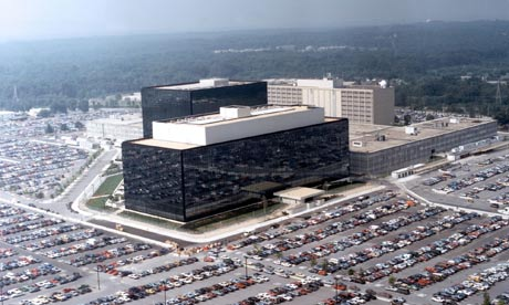 NSA headquarters Maryland