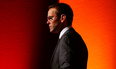 James Murdoch resigned as chairman of BSkyB earlier this month