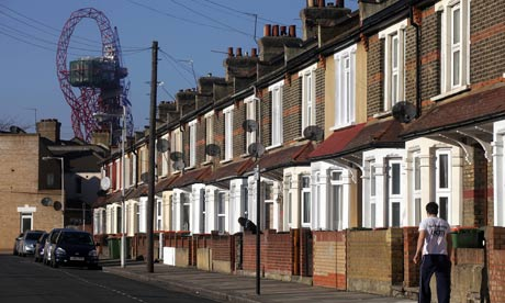Newham houses