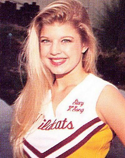 Rockstar yearbook: Fergie