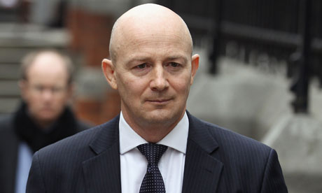 Philip Williams, the detective who led the original phone-hacking inquiry